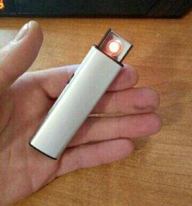 USB электронная зажигака прикуриватель