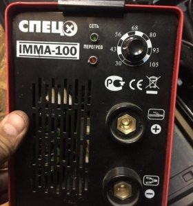 Сварочный инвертор IMMA-100