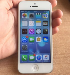 Iphone 5 ,16 white
