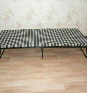 Раскладушка с матрасом IKEA