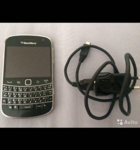 Blackberry bold9900