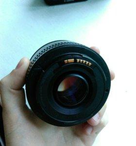 Объектив Canon 50mm f/8.1