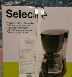 Кофеварка программируемая НОВАЯ☝