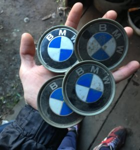 Крышки центрального отверстия BMW