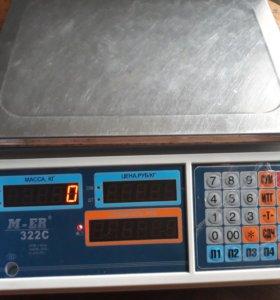 Весы до 30 кг б/у