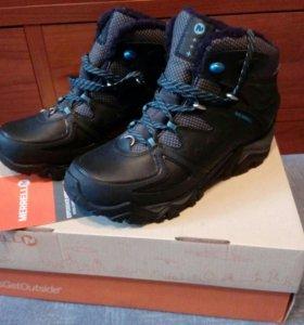 Новые ботинки merrell