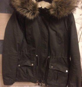 Куртка, парка, H&M