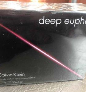 Парфюмерная вода Calvin Klein Euphoria