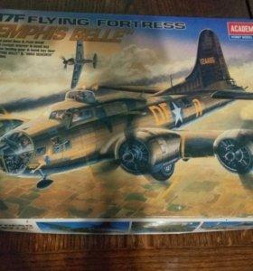 Сборная модель B-17F 1/72