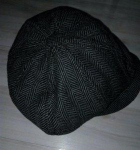 Новая кепка восмиклинка 57-58раз