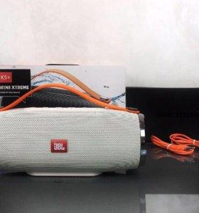 ⭐️Jbl xtreem K5+mini Bluetooth колонка,цвет-белый