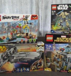 Наборы LEGO Новые