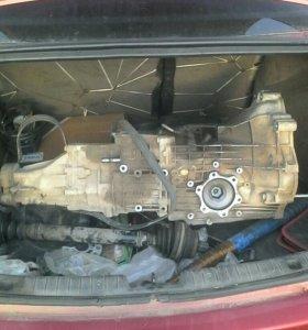 Коробка Audi a6 квадро