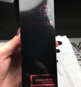 Парфюм Montale-Roses Musk