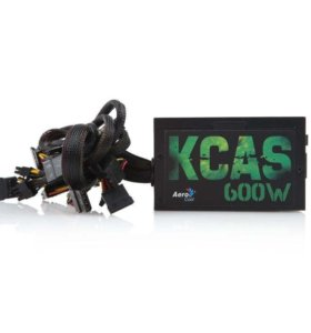 блок питания AeroCool kcas 600 ватт