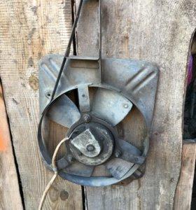 Электрический вентилятор ВАЗ 2101-2107