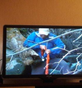 Телевизор филипс эмбилайт 110 см