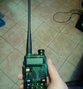 Радиостанция Baofeng камуфляжная