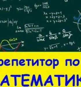 Репетитор по информатике, математике