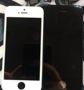 Дисплей на iPhone