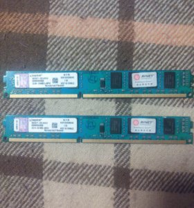 DDR3 для компьютера