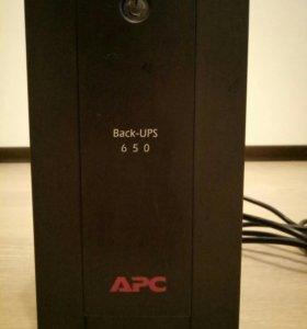 ИБП APS Back-UPS 650VA BX650CI-RS