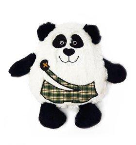 Грелка-Игрушка Панда (с вишнёвыми косточками)