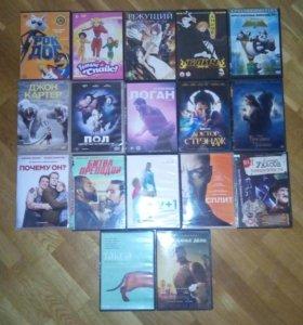 Фильмы для DVD