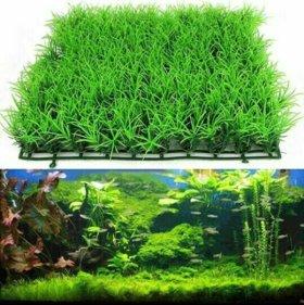 Продам искусственный газон для аквариума.