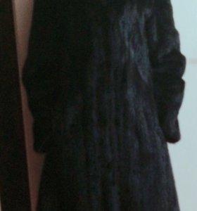 Норковая шуба размер 42-44