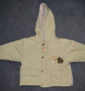 Демисезонная куртка Schnizler