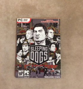 SLEEPING DOGS