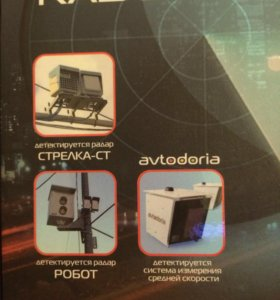Радар детектор GPS