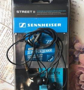 Наушники Sennheiser CX 200 Street II