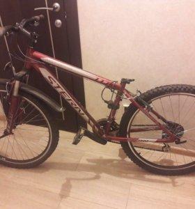 Срочно продаю велосипед Stern