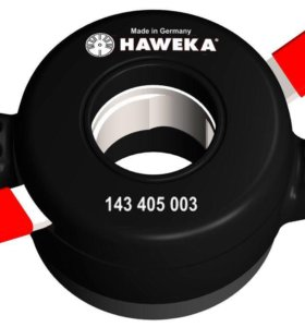 Быстрозажимная гайка 143 403 003, 40х3мм haweka