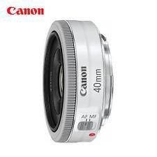 Объектив блинчик Canon 40mm F2.8 STM