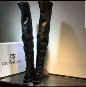Givenchy ботфорты