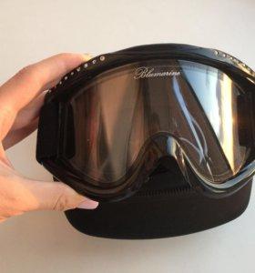 Новые сноубордические / горнолыжные очки Blumarine