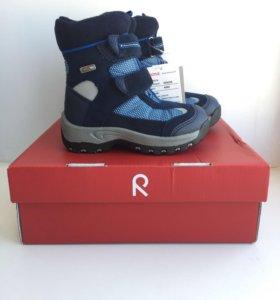 Новые зимние ботинки Reima Kinos