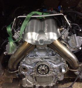 Двигатель для Bmw F10 F15 F16F02 M5 M6