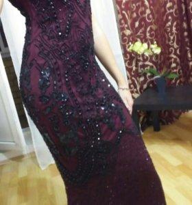 НОВОЕ Платье вечернее