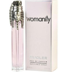 Парфюм Mugler Womanity, женский парфюм.