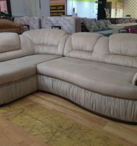 Комфортный угловой диван-кровать