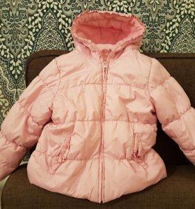 Куртка 110р-р.