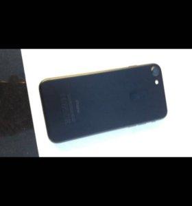 iPhone 7 Чёрный матовый