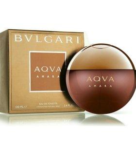 BVLGARI Aqva Amara, мужской парфюм.