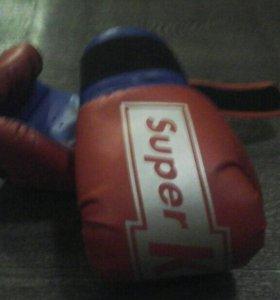 Боксерские перчатки СуперК