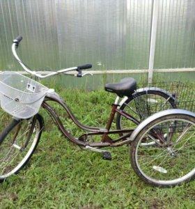 Велосипед stels energi