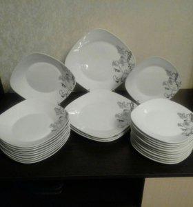 Новый набор посуды Цыганская ночь